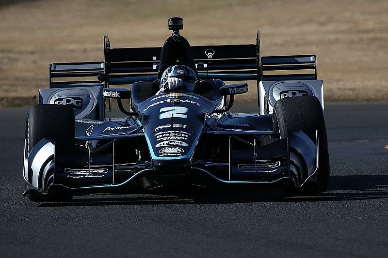 Sonoma IndyCar: Newgarden on top in opening practice