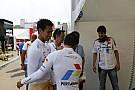 Sean Gelael komentari dukungan Pertamina terhadap Rio Haryanto di F1