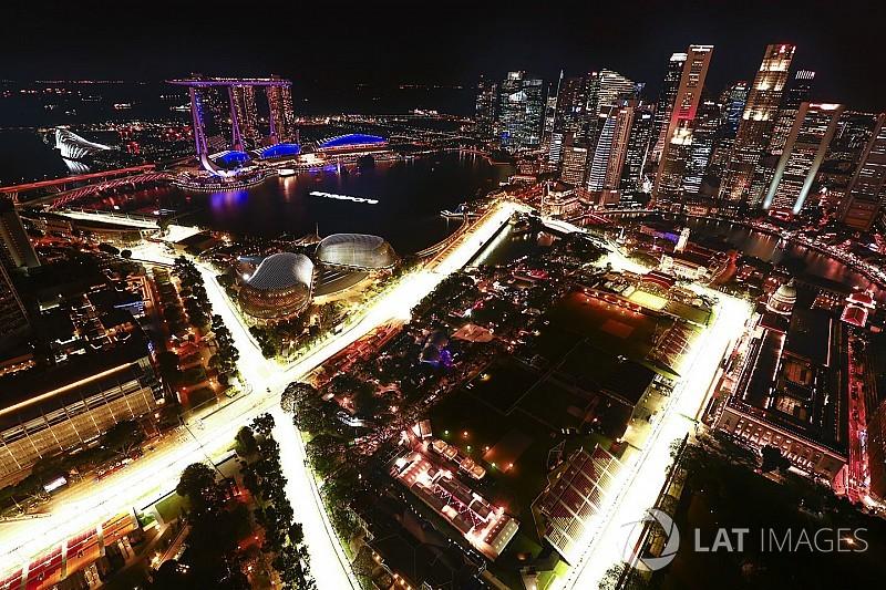 Singapur Formel 1