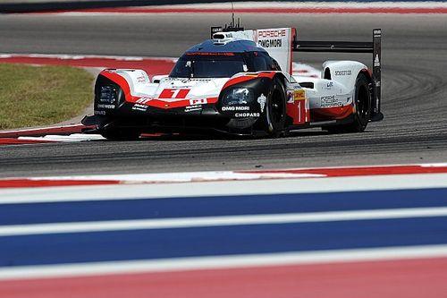 WEC 6h Austin: Porsche auch im 2. Training klar vor Toyota