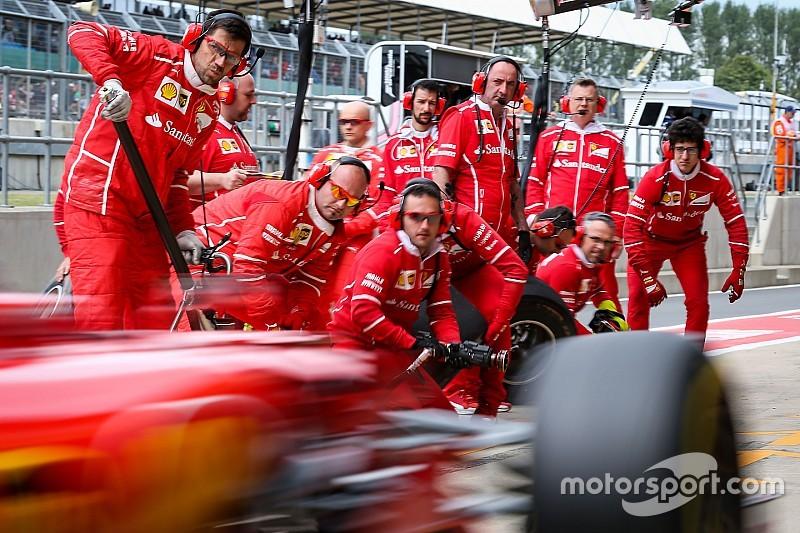 Ferrari: respinto l'assalto Red Bull, ma la Mercedes ha margine