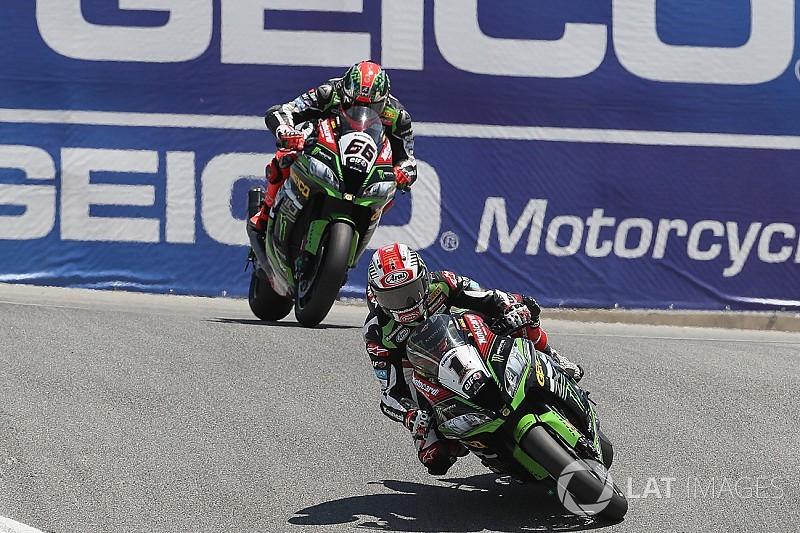 Kawasaki: Rea al Lausitzring per avvicinarsi ancora al terzo iride di fila