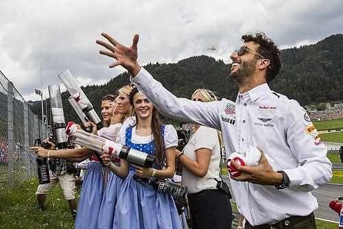Гран При Австрии: лучшее из соцсетей