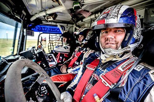 """Kolomy: """"Molti camion non sono all'altezza di questa Dakar!"""""""