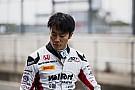 Em meio a rumores, protegido da Honda faz teste na Sauber