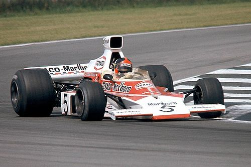 Button pilotará el histórico McLaren M23 en Laguna Seca