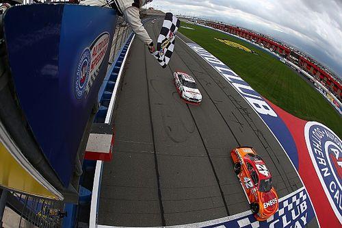 Penske-Ganassi rivalry spills over to NASCAR in California