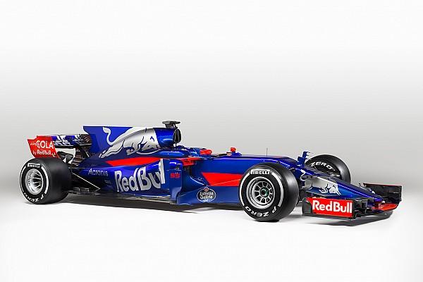 Fórmula 1 Últimas notícias Toro Rosso traz pintura alusiva a refrigerante ao STR12