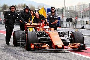 【F1】バンドーン「トラブル原因はまだ調査中。残り2日が重要」