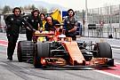 Opnieuw motorproblemen bij McLaren: Vandoorne moet werkloos toekijken