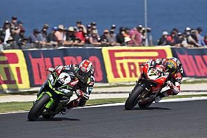 World Superbike Crónica de Carrera Rea se anota en Australia su primer doblete de la temporada