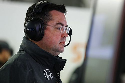 """Boullier: """"Alonso está motivado"""""""