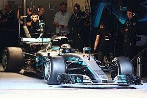 Mercedes siap bawa update besar untuk tes kedua