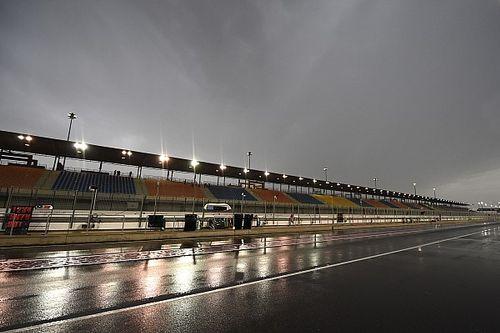 Une séance d'essais supplémentaire en cas de pluie au Qatar