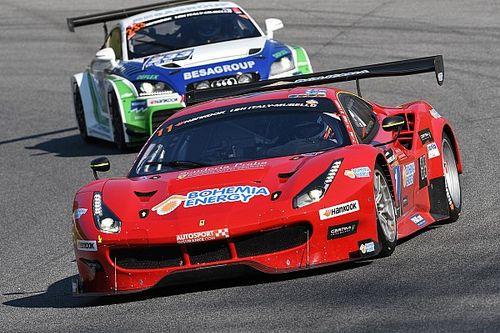 Scuderia Praha Ferrari wins 12H Mugello