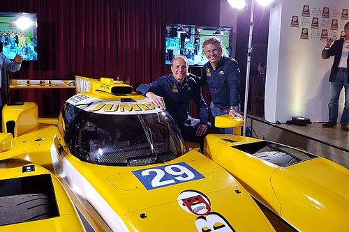 Racing Team Nederland presenteert LMP2-bolide voor seizoen 2017