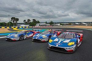 Le Mans: aggasztó tempóhiány, vagy csak sakkozik a Ford?