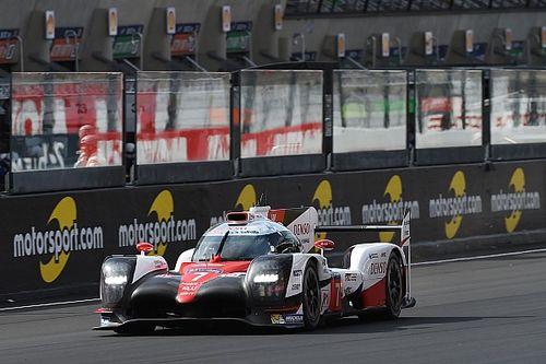 Le Mans test günü: Toyota akşam üstü seansında 2016 pole turunu geçti