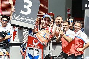 """Petrucci """"would've sold house"""" for Mugello podium"""