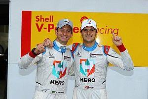 Ao lado de Nelsinho Piquet, Hellmeister é pole em Interlagos