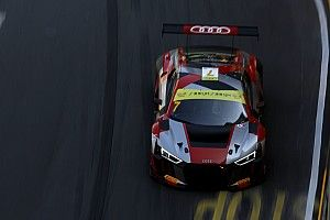 GT World Cup: Mortara leads Audi 1-2 in qualifying