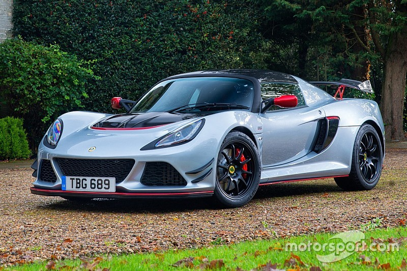 Lotus Exige Sport 380, encore plus méchante !