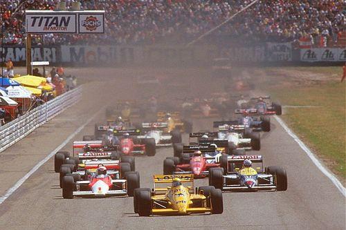 Látványos vizuális grafikán a Német Nagydíj F1-es győztesei