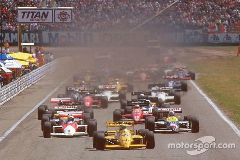 German GP: Best images from Hockenheim on Thursday