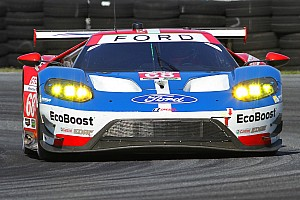 """IMSA Breaking news Ford ready for the """"bumps and holes"""" of Sebring"""