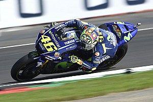 Rossi jalani tes Misano, mungkin membalap di Aragon