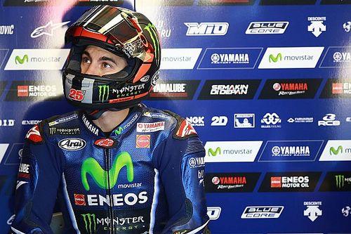 Yamaha confirma que Viñales será su único piloto en Misano