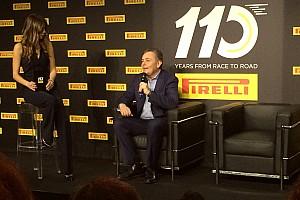 Pirelli festeggia a Torino i 110 anni nel Motorsport fra Italia e F.1
