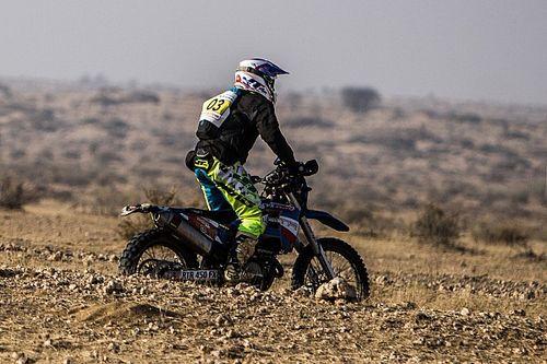 Nataraj relishes 2017 Desert Storm Moto class victory
