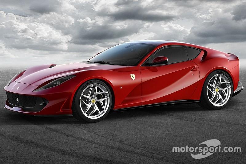 Vidéo - La Ferrari 812 Superfast sous tous les angles