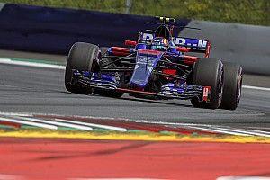 Un problema de potencia deja fuera de juego Sainz en Austria