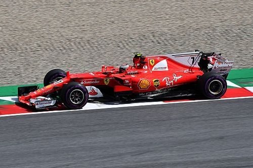 """3º no grid, Räikkönen diz que """"poderia ter sido muito pior"""""""