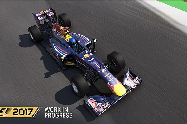 Симрейсинг Новость Видео: Ферстаппен впервые проехался в игре F1 2017