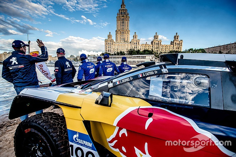 Find out who's packing the biggest punch at the 2017 Silk Way Rally