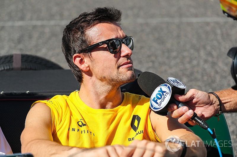 Palmer: Grosjean'ın kendine gelmesi şart