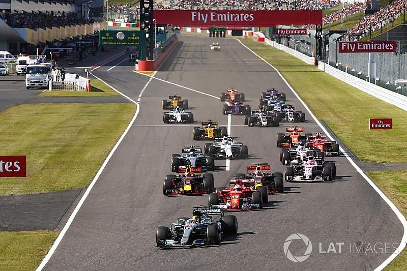 FIA issues 2018 Formula 1 entry list