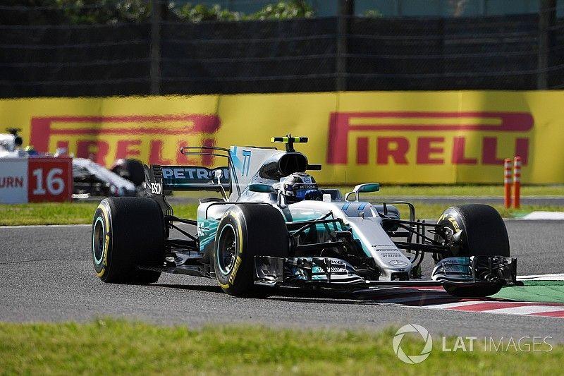 Bottas wil Vettel verslaan voor tweede plek in kampioenschap