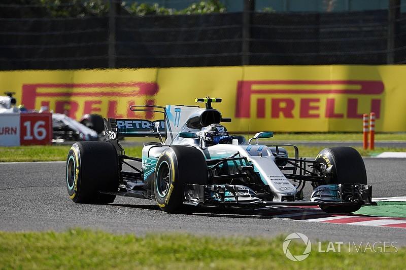 Bottas pone su mira en el segundo sitio del campeonato