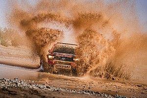 رالي المغرب الصحراوي: العطية يفوز بالمرحلة الرابعة ويتصدر الترتيب العام