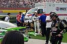 NASCAR Cup Кайл Буш закончил серию побед в больнице