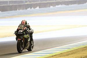 """MotoGP 予選レポート 日本GP予選:ザルコが大逆転PP。ロッシ&マルケス""""ドライ戦略""""裏目"""
