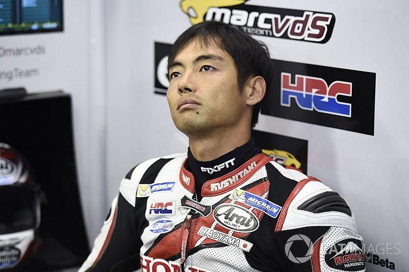 Aoyama va endosser le rôle de patron d'équipe en Moto2