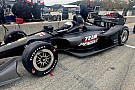 IndyCar Pagenaud on first 2018 IndyCar test:
