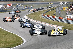عودة الفورمولا واحد إلى زاندفورت