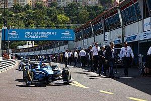Formula E batal gunakan layout GP Monako