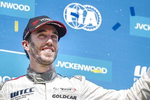 WTCC Motegi: Guerrieri springt für Monteiro bei Honda ein